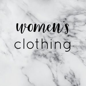 Women's Clothing for Sale!